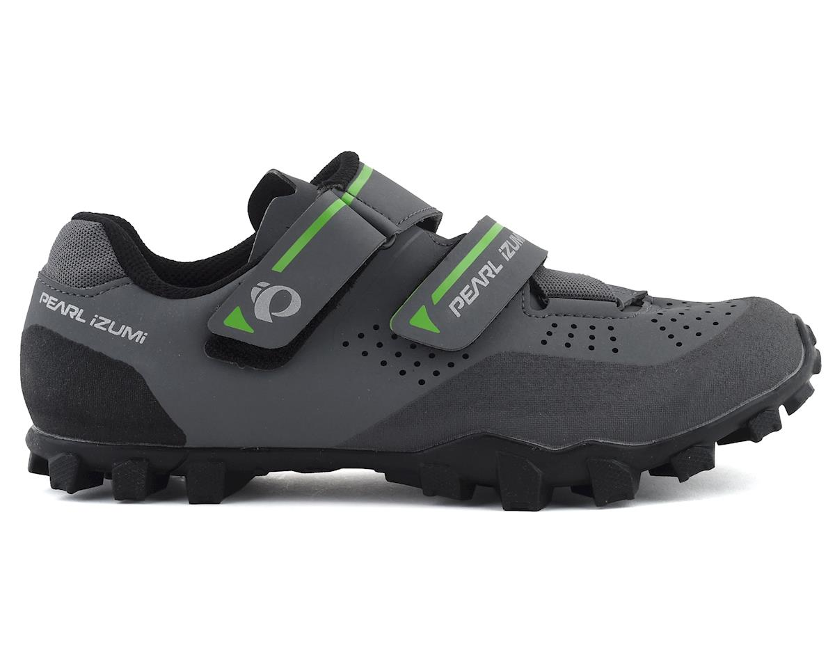 Pearl Izumi X-ALP Divide Mountain Shoe (Smoked Pearl/Black) (39)