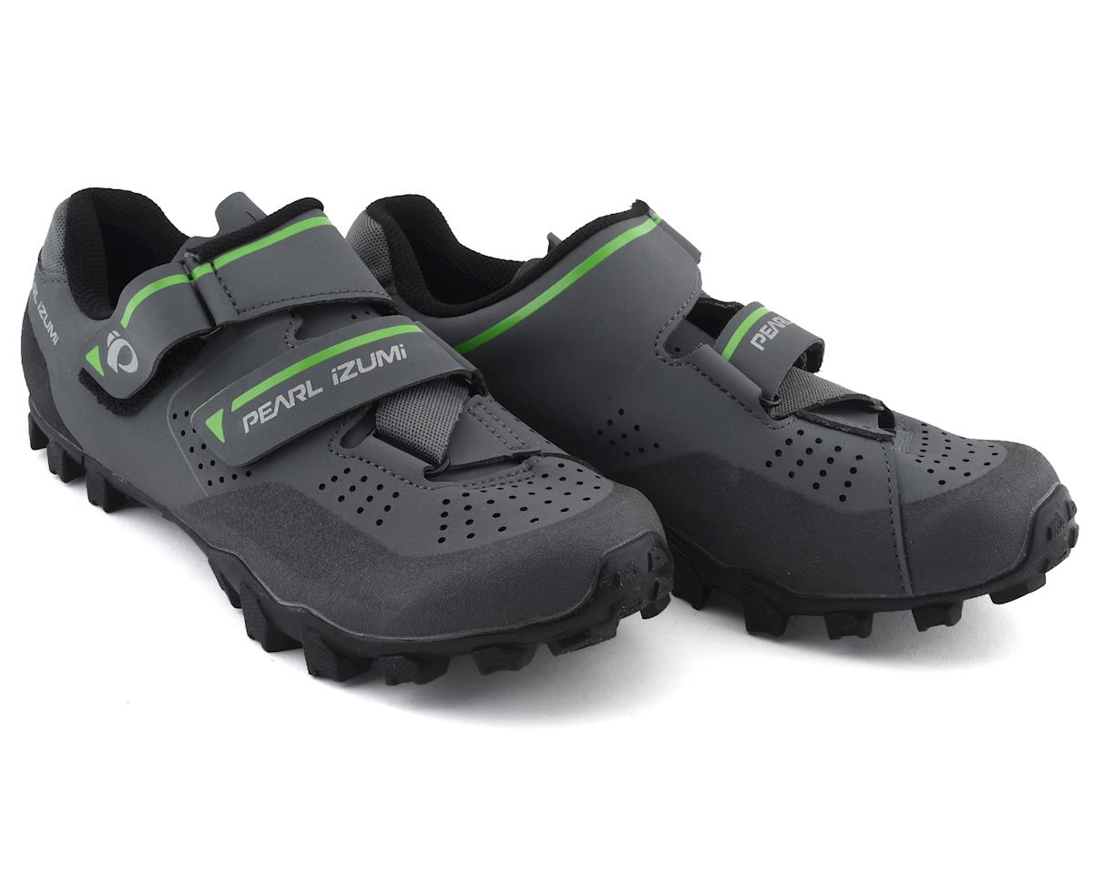 Pearl Izumi X-ALP Divide Mountain Shoe (Smoked Pearl/Black) (47)