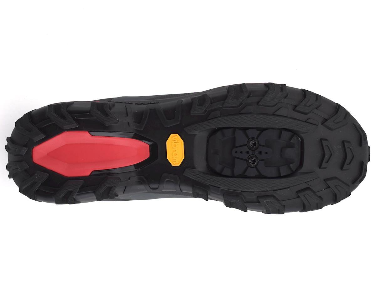 Pearl Izumi X-Alp Peak Shoes (Black/Red) (44.5)