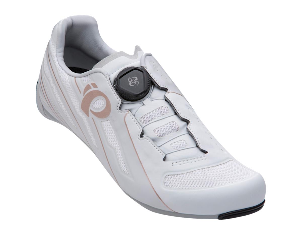 Pearl Izumi Women's Race Road v5 (White) (39.5)