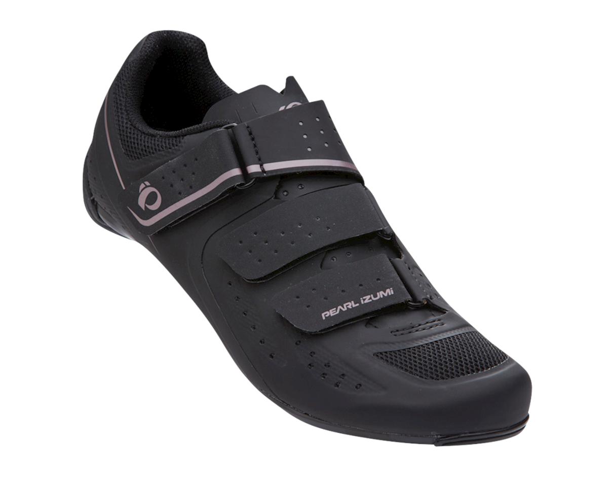 Pearl Izumi Womens Select Road v5 Shoes (Black/Black) (38)