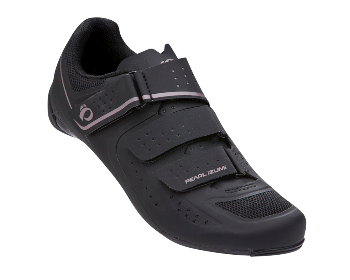 Pearl Izumi Womens Select Road v5 Shoes (Black/Black) (40)