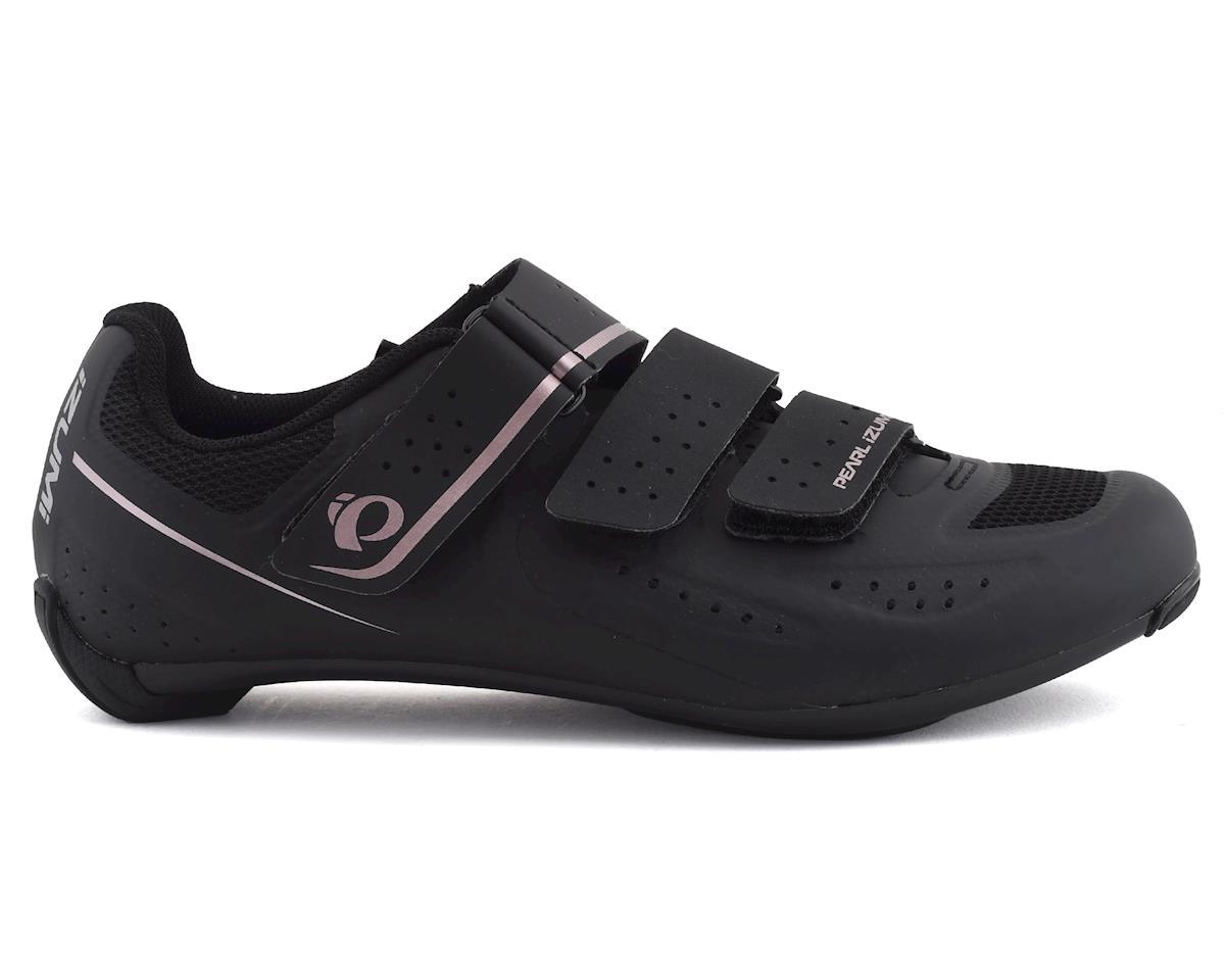 Pearl Izumi Womens Select Road v5 Shoes (Black/Black) (43)