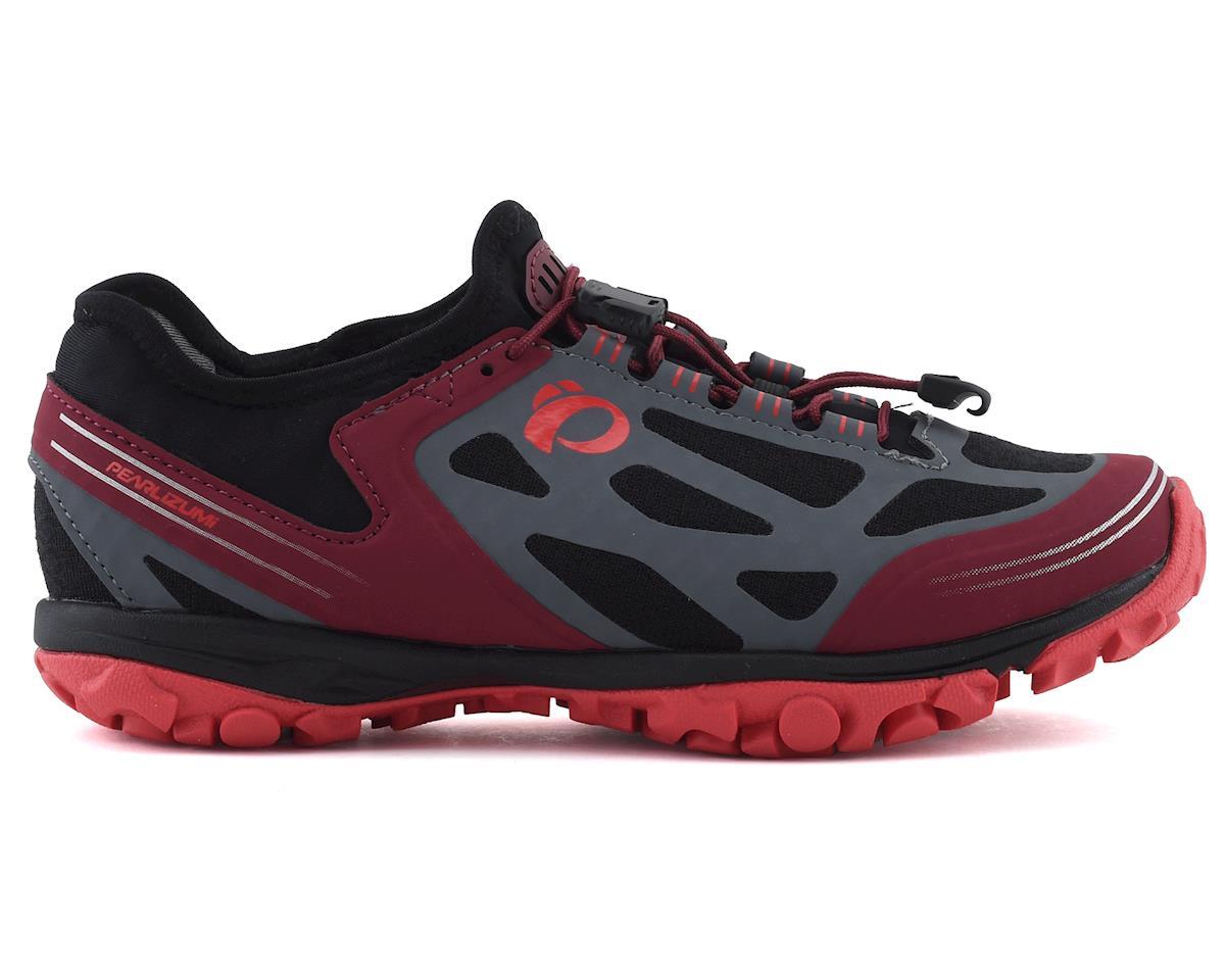 Pearl Izumi Women's X-ALP Journey Shoes (Port/Cayenne) (42)
