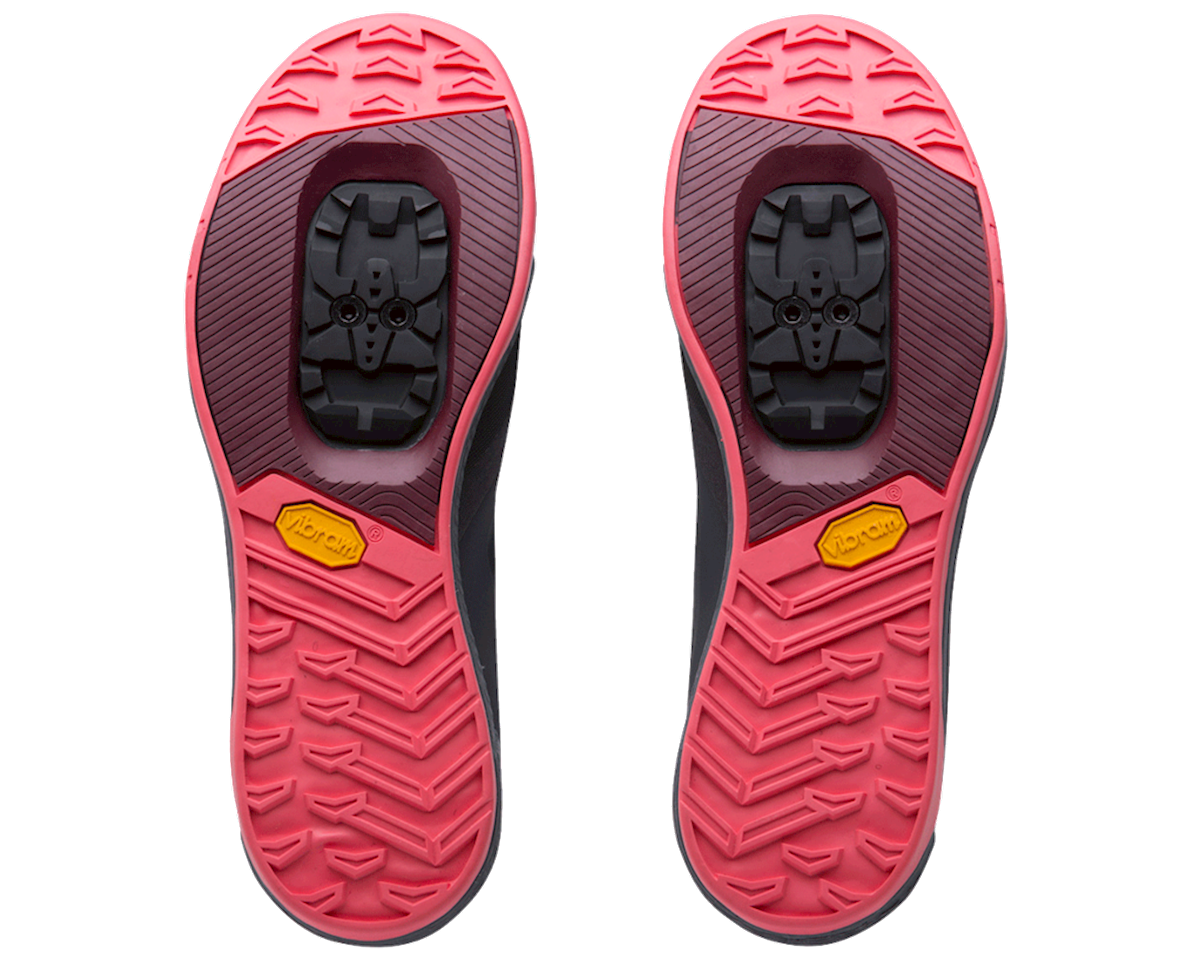 Pearl Izumi Women's X-Alp Launch SPD (Black/Pink) (41)