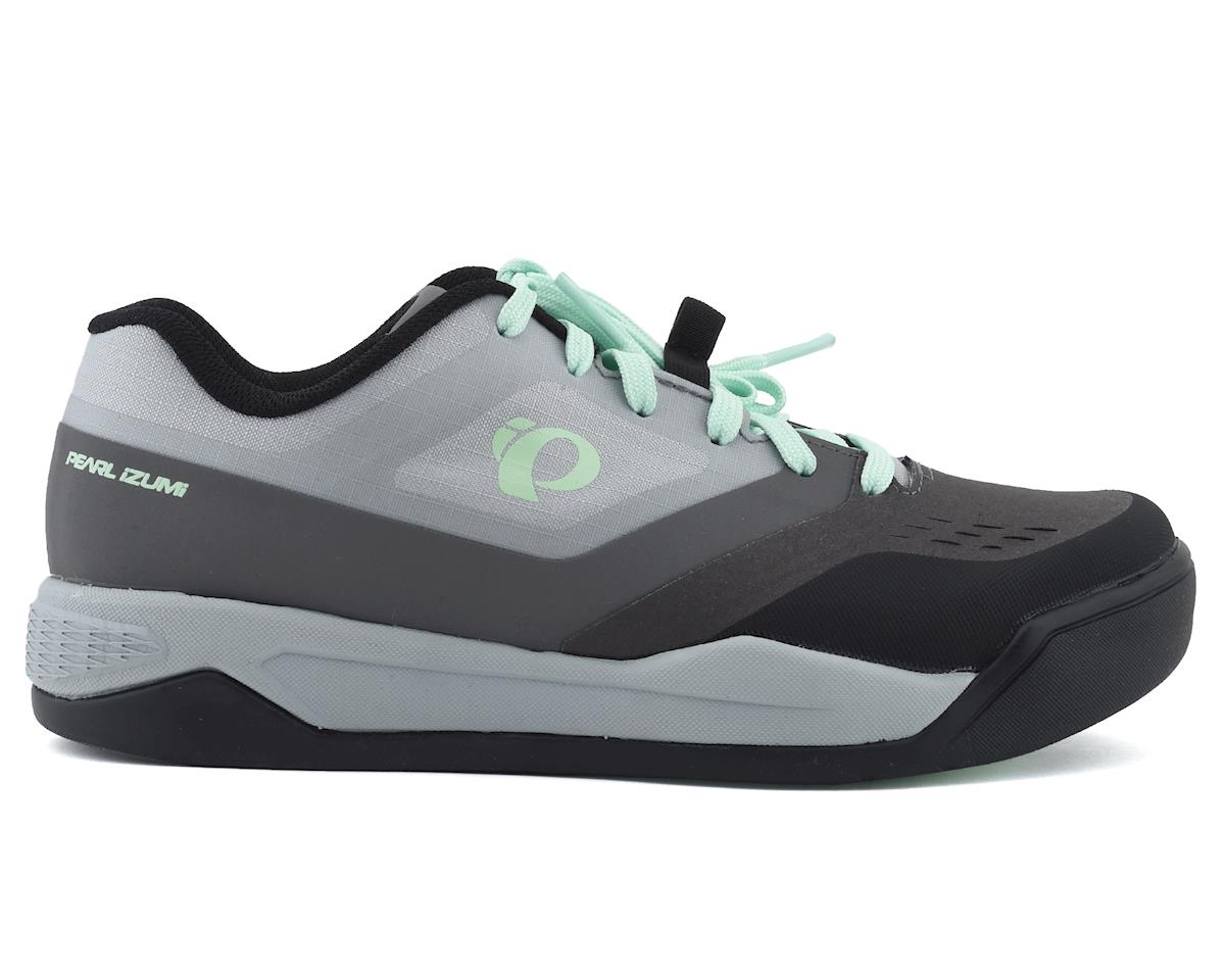 Pearl Izumi Women's X-Alp Launch SPD Shoes (Smoked Pearl/Highrise) (40)
