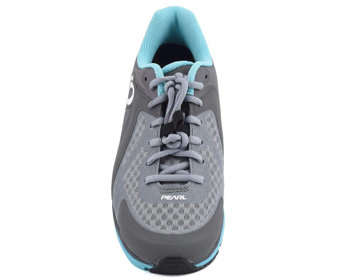 Pearl Izumi Womens X-Road Fuel Shoes (Smoked Pearl/Monument Grey) (39)