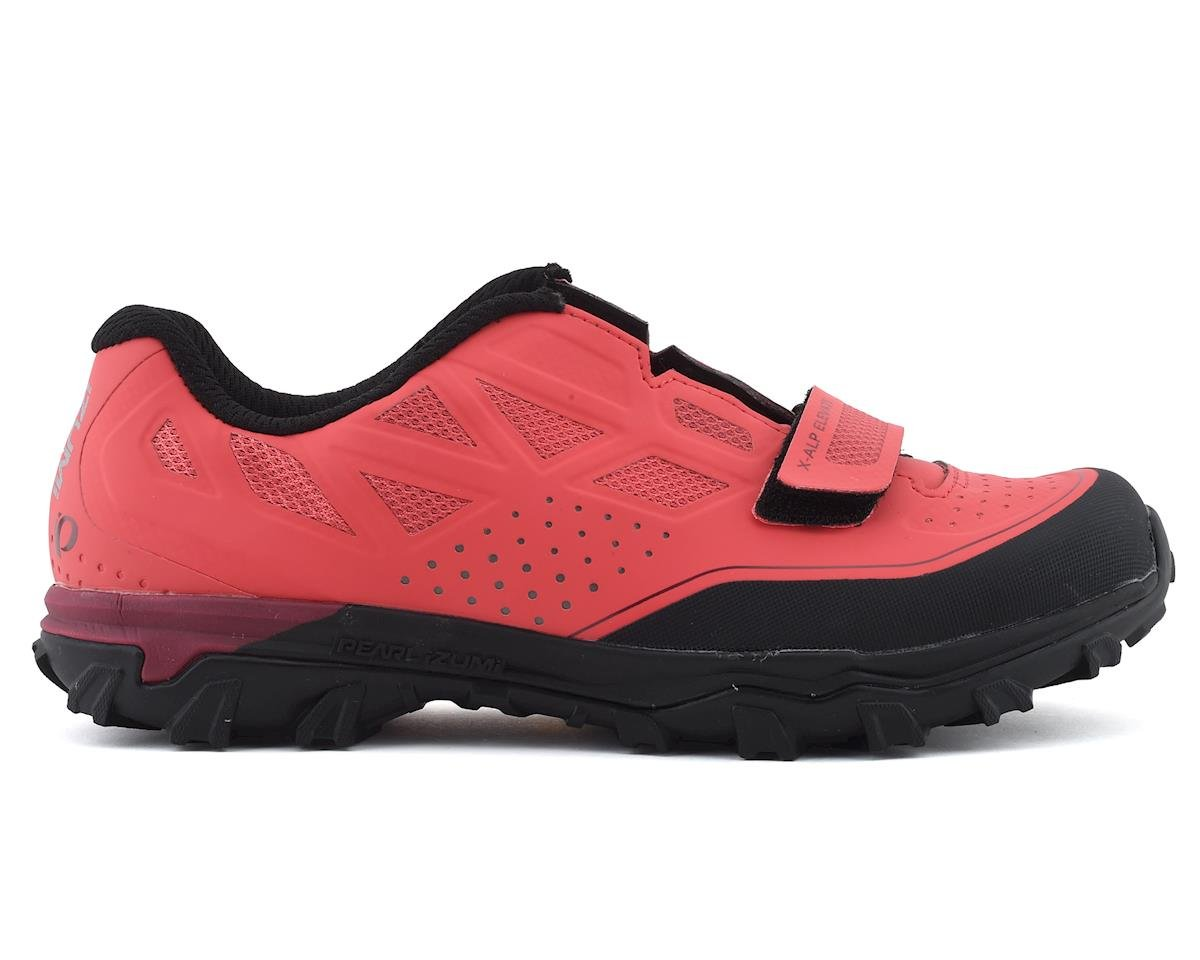Pearl Izumi Women's X-Alp Elevate Shoes (Cayenne/Port) (36.5)