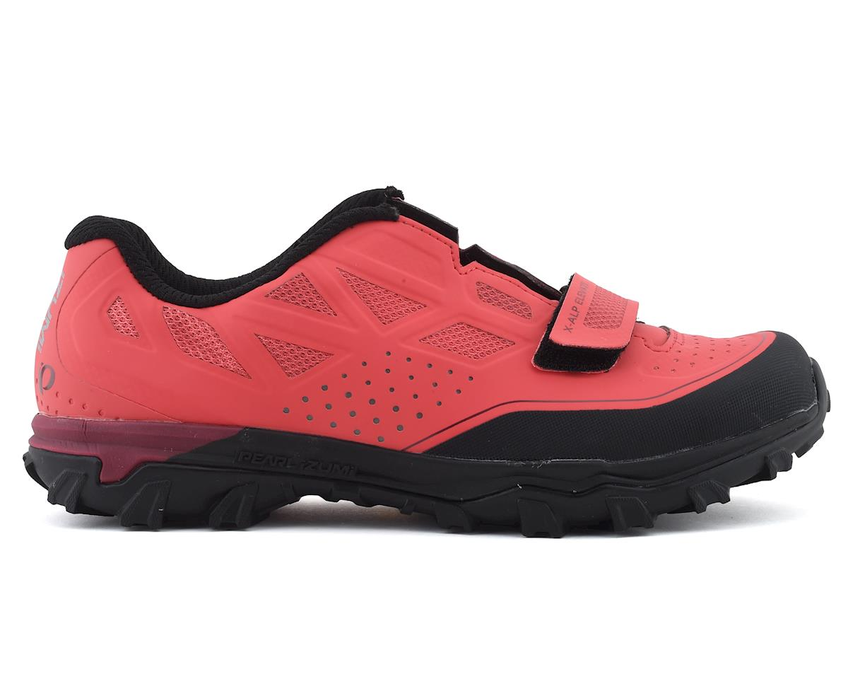 Pearl Izumi Women's X-Alp Elevate Shoes (Cayenne/Port) (42)