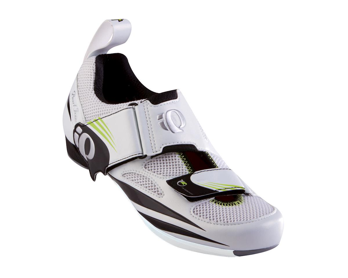 Pearl Izumi Tri Fly Iv Tri Shoe: Black/White~ Women's Euro 36