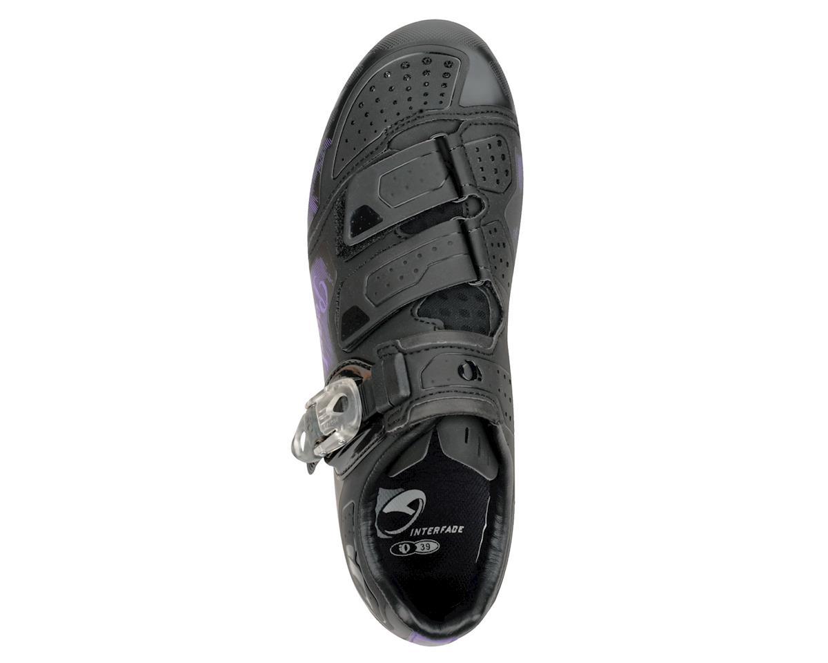 Pearl Izumi X-Project 2.0 Mtb Shoe: Black/Orchid~ Women's Euro 38