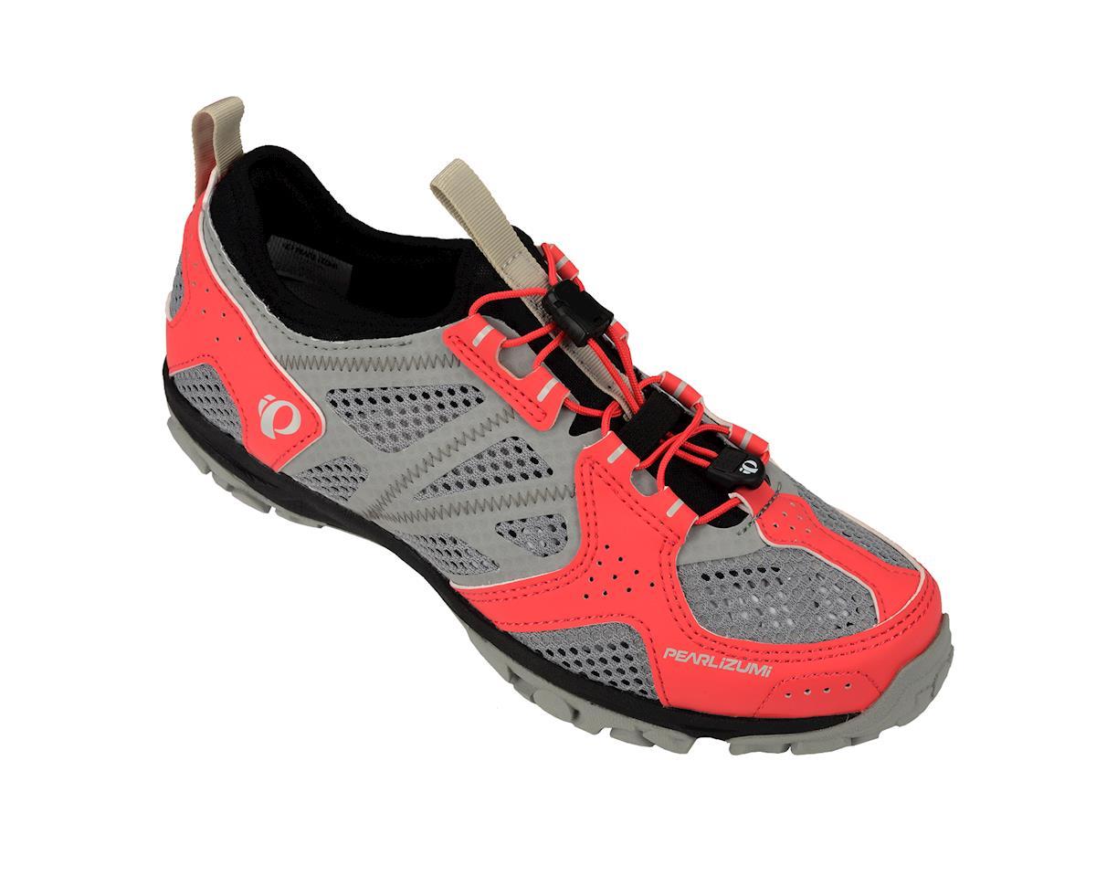 Pearl Izumi Women's X-Alp Drift IV MTB Shoes (Grey/Pink) (40)