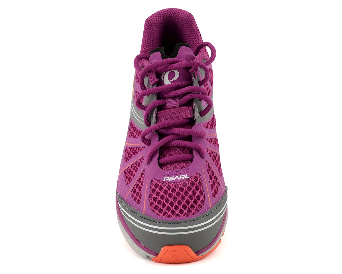 Pearl Izumi Women's X-Road Fuel IV Fitness Shoes (Purple Wine/Shadow Grey) (38)
