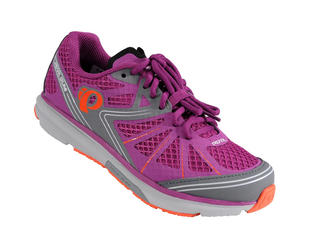 Pearl Izumi Women's X-Road Fuel IV Fitness Shoes (Purple Wine/Shadow Grey)