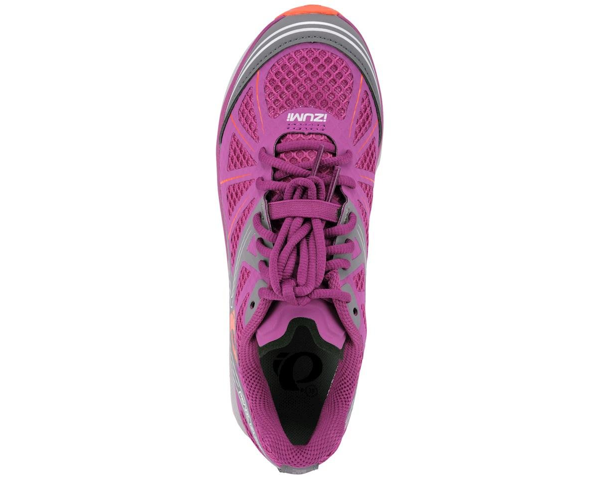 Image 2 for Pearl Izumi Women's X-Road Fuel IV Fitness Shoes (Purple Wine/Shadow Grey)
