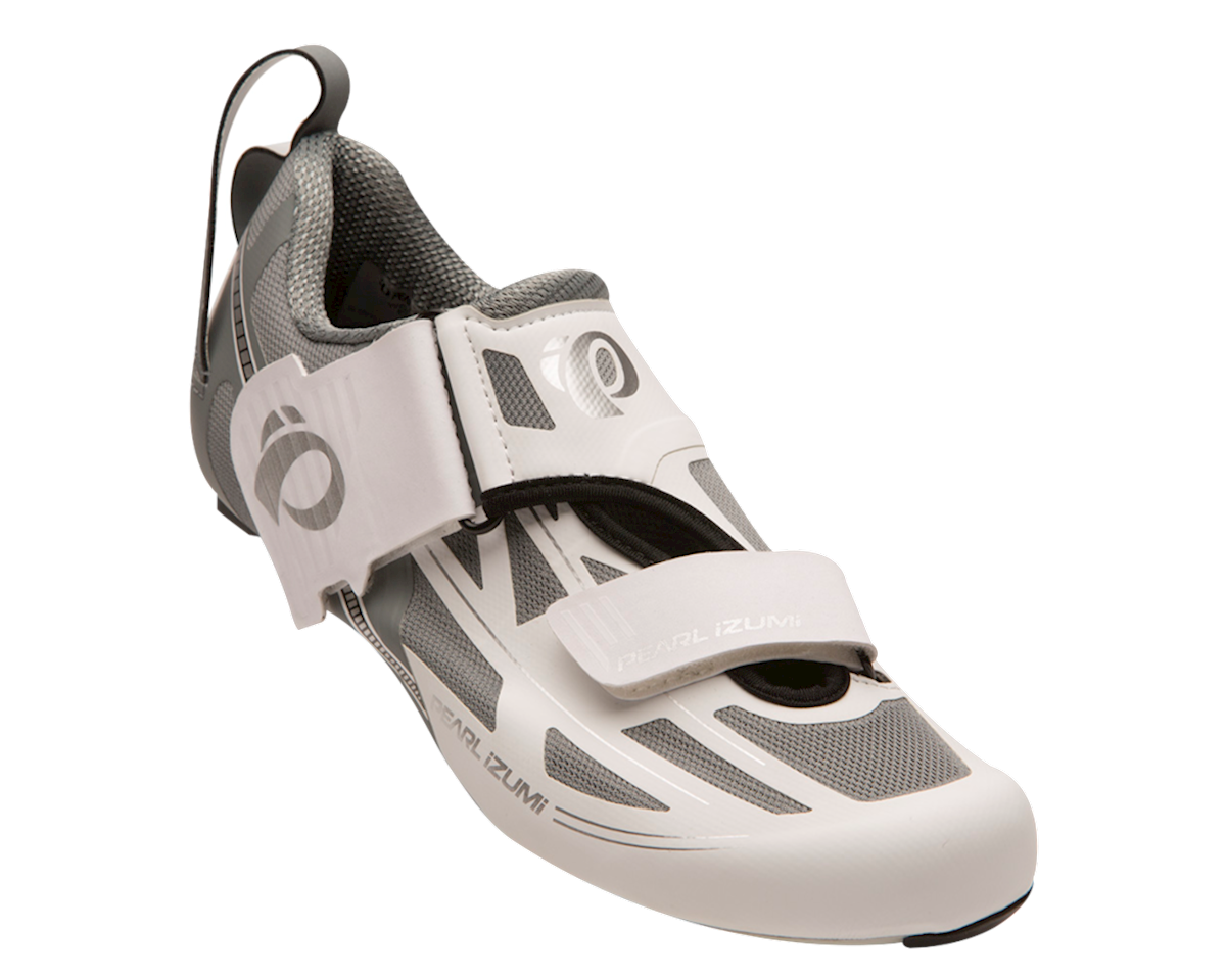 Pearl Izumi Women's Tri Fly ELITE v6 (White/Grey)