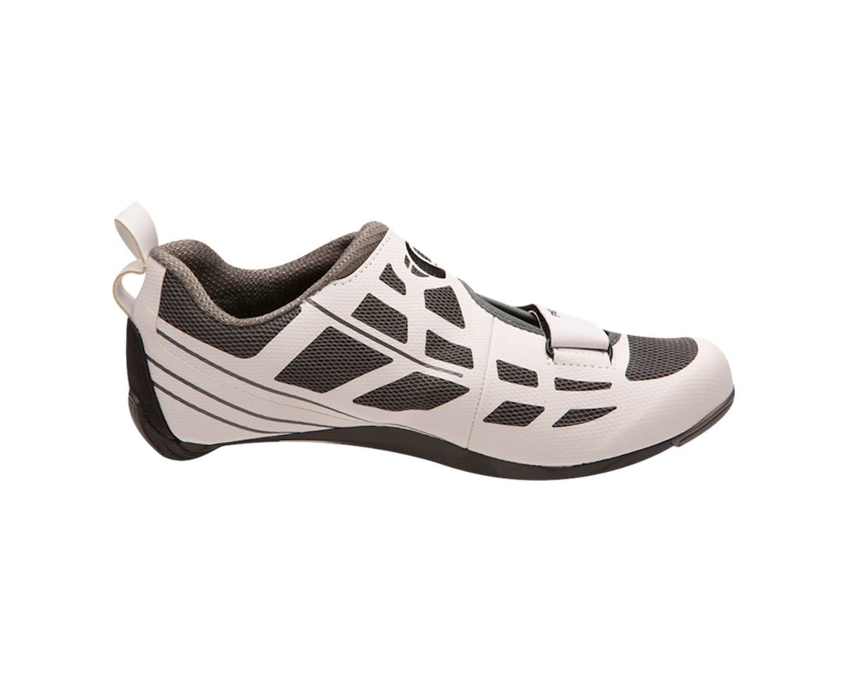 Pearl Izumi Women's Tri Fly Select v6 (White/Shadow Grey) (38)