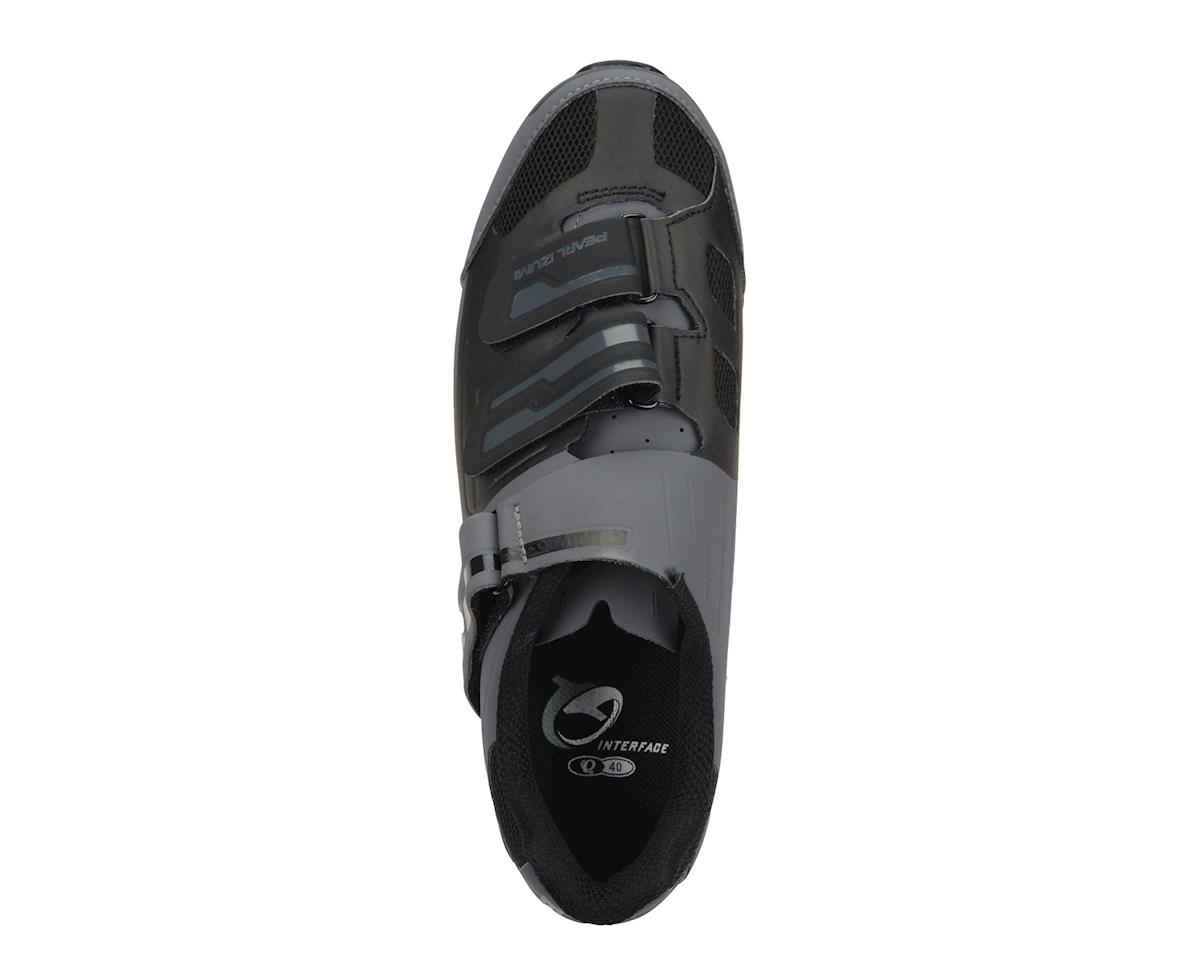 Pearl Izumi Women's All-Road v4 Mountain Shoes (Black/Grey) (43)