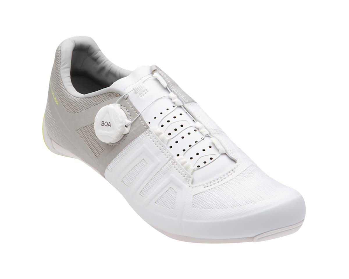 Pearl Izumi Women's Attack Road Shoe (White/Grey) (41)