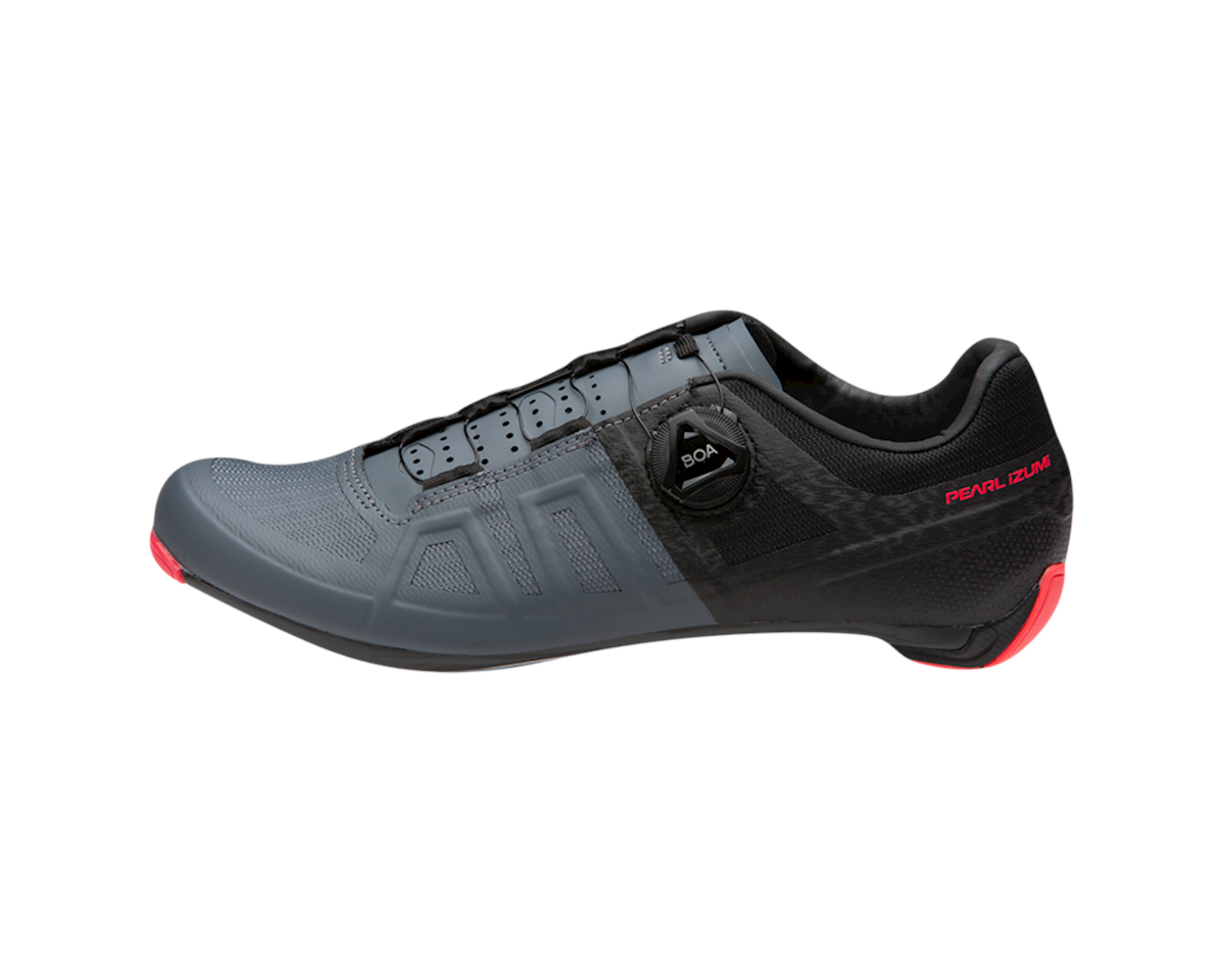 Pearl Izumi Women's Attack Road Shoe (Black/Atomic Red) (37.5)