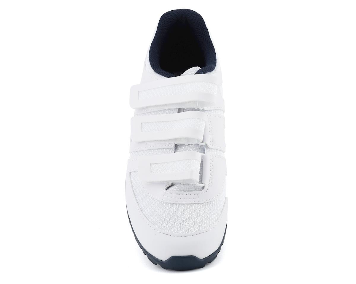Pearl Izumi Women's All Road v5 Road Shoe (White/Navy) (37)