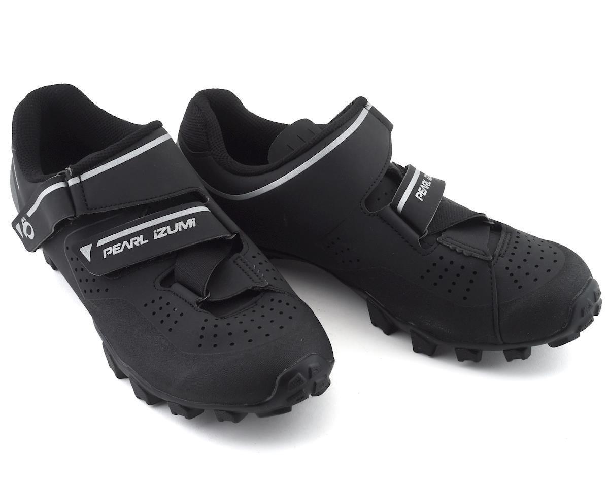 Pearl Izumi Women's X-Alp Divide Mountain Shoe (Black/Black) (40)