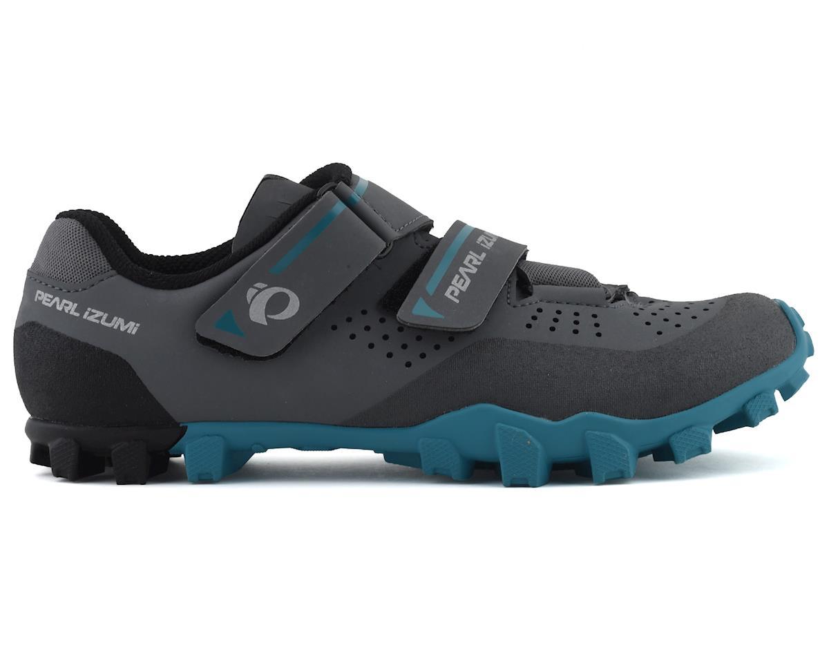 Pearl Izumi Women's X-Alp Divide Mountain Shoe (Black/Smoke Pearl) (38)