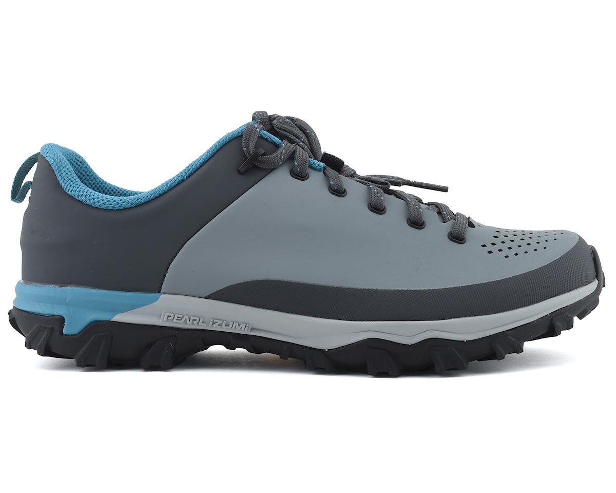 Pearl Izumi Women's X-Alp Peak Shoes (Shadow Grey/Monument) (40)