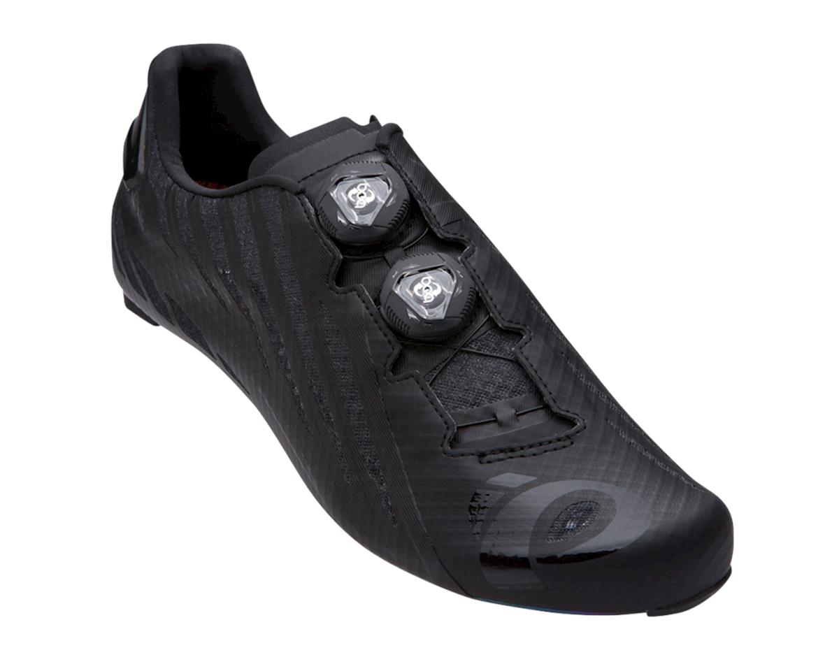 Pearl Izumi PRO Leader v4 Shoes (Black/Black) (42)
