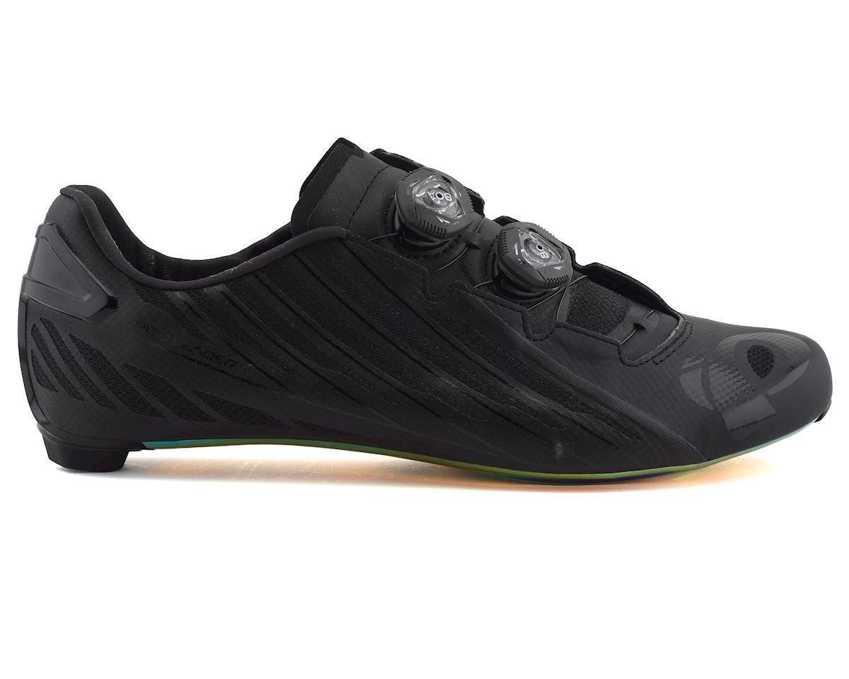 Pearl Izumi PRO Leader v4 Shoes (Black/Black) (48)