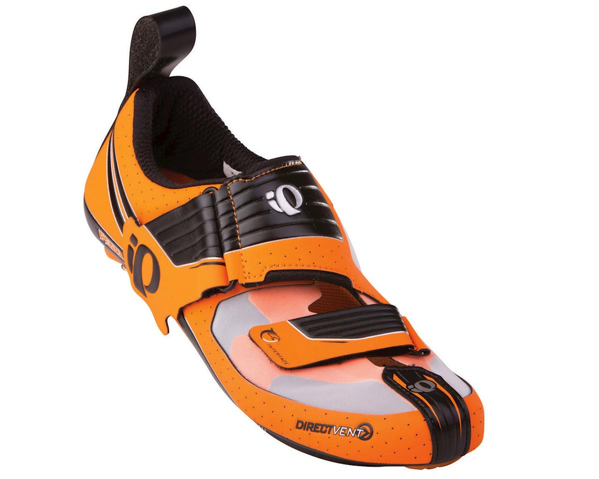 Pearl Izumi Tri Fly Octane II Triathlon Shoe (Orange/Black) (43)