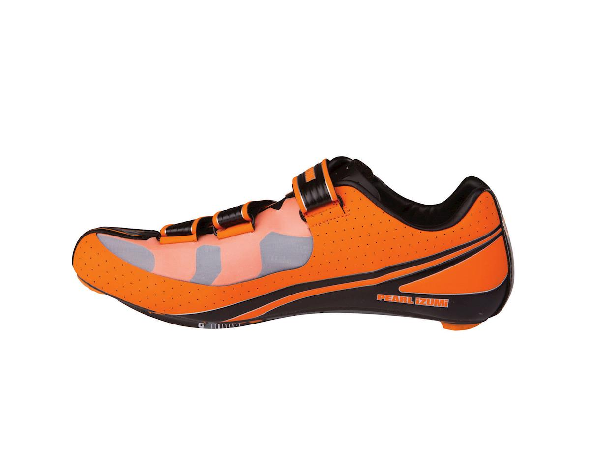 Pearl Izumi Octane SL 3 Road Shoe (Orange/Black) (43)