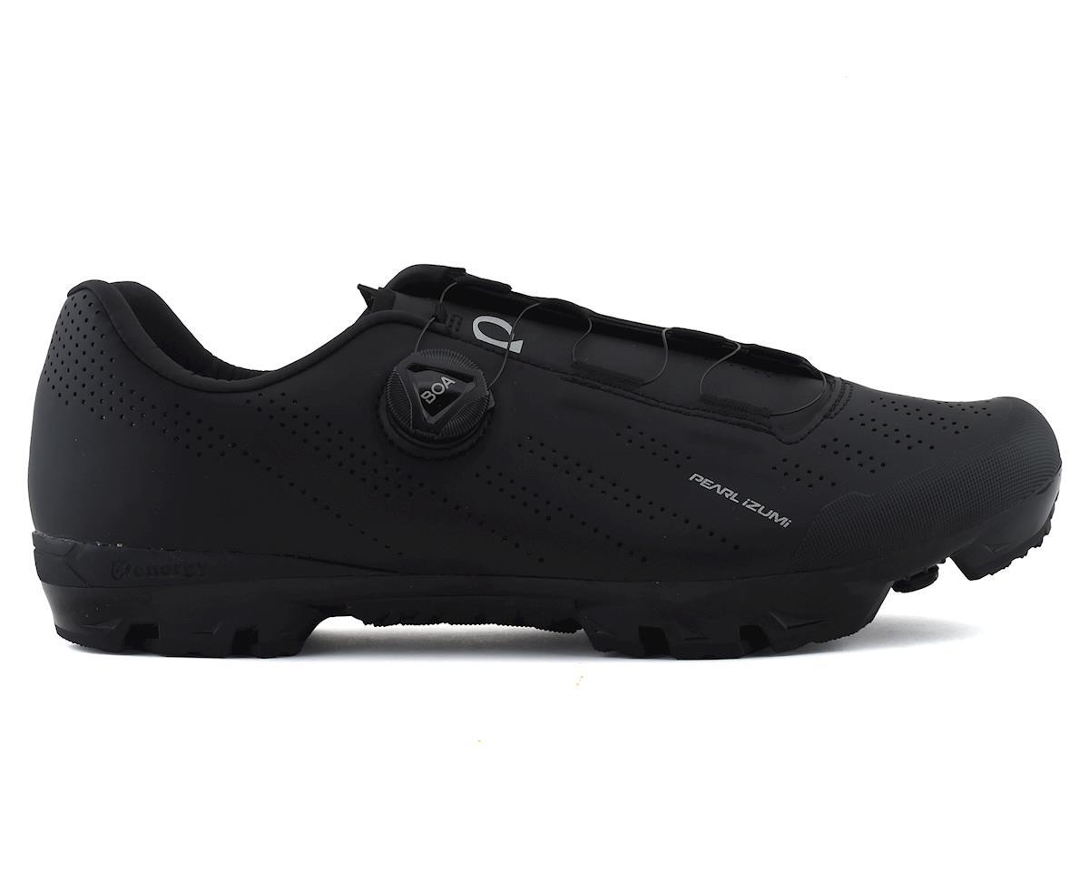 Pearl Izumi X-Alp Gravel Shoe (Black/Black) (40)
