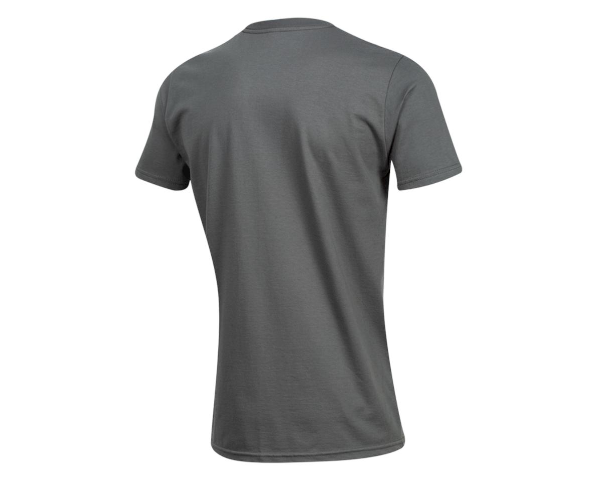 Pearl Izumi Organic Cotton T-Shirt (Stamp Charcoal) (L)