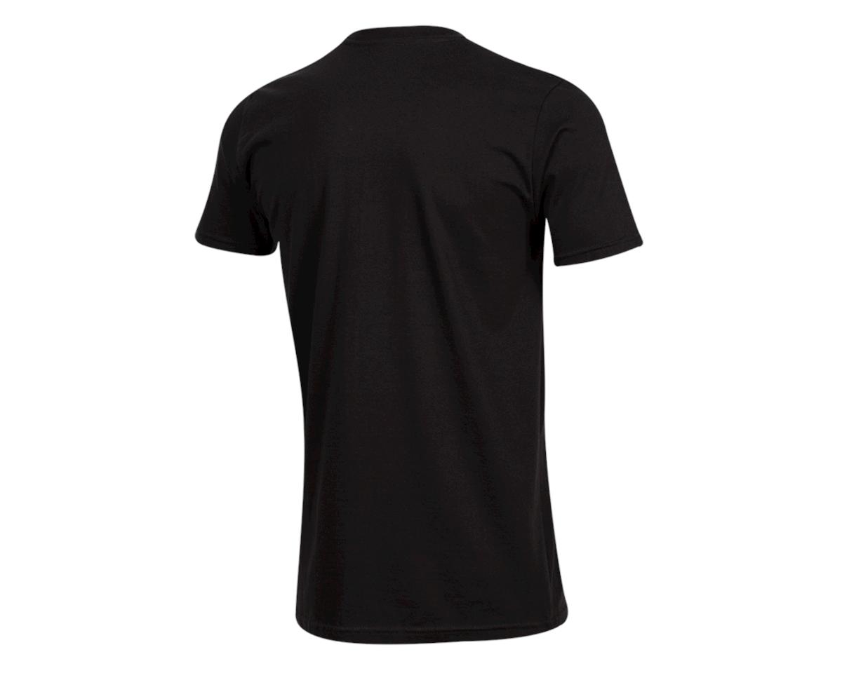 Pearl Izumi Organic Cotton T-Shirt (Doughnut Black) (XL)
