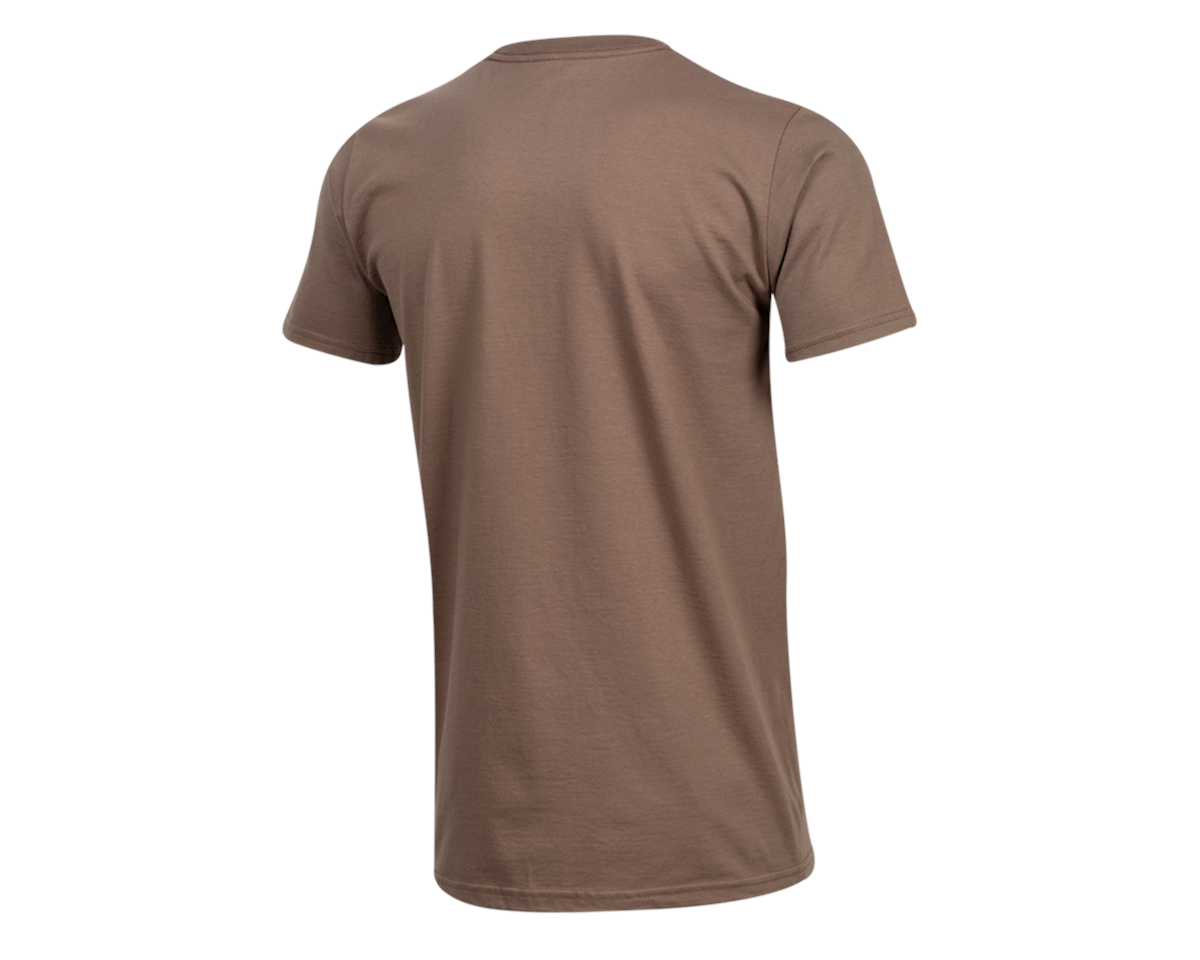 Pearl Izumi Organic Cotton T-Shirt (Doughnut Tan) (L)