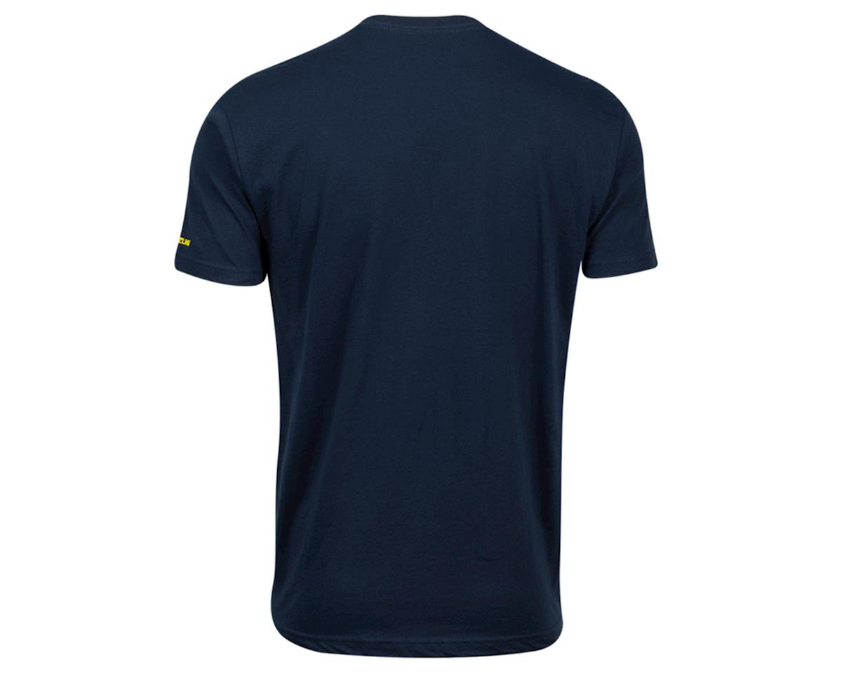 Image 2 for Pearl Izumi Graphic T-Shirt (Midnight Navy Commuter Line) (L)