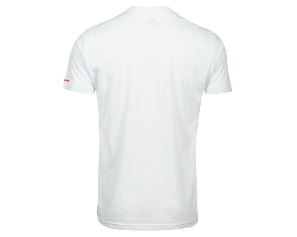 Image 2 for Pearl Izumi Graphic T-Shirt (White Mountain) (2XL)