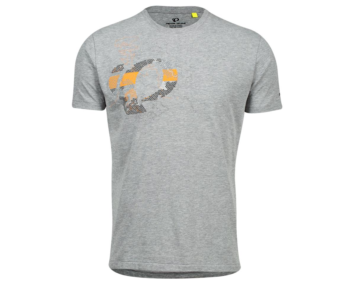 Pearl Izumi Graphic T-Shirt (Dark Heather Grey Pluse) (XL)