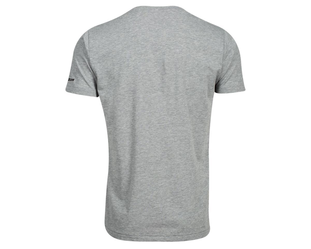 Image 2 for Pearl Izumi Graphic T-Shirt (Dark Heather Grey Pluse) (2XL)