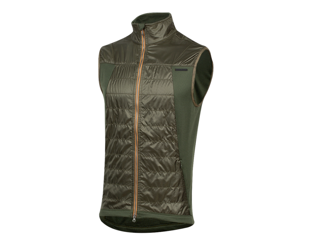 Pearl Izumi Blvd Merino Vest (Green) (L)