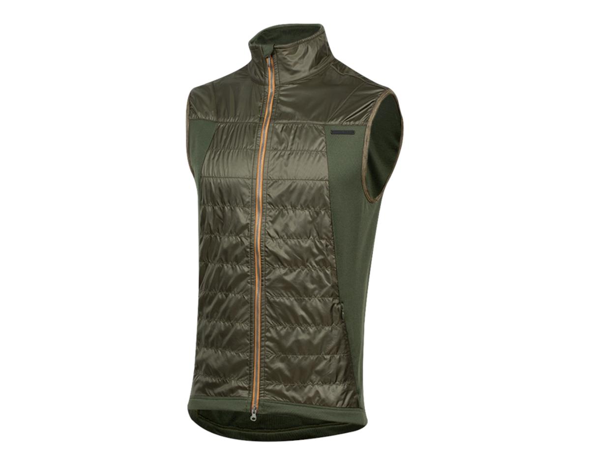 Image 1 for Pearl Izumi Blvd Merino Vest (Green) (2XL)