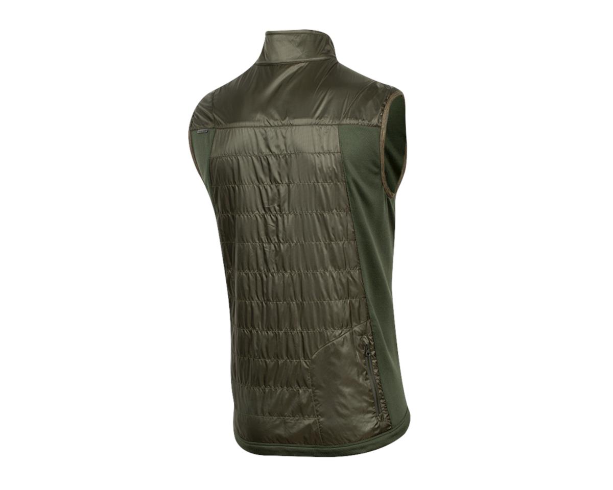 Image 2 for Pearl Izumi Blvd Merino Vest (Green) (2XL)