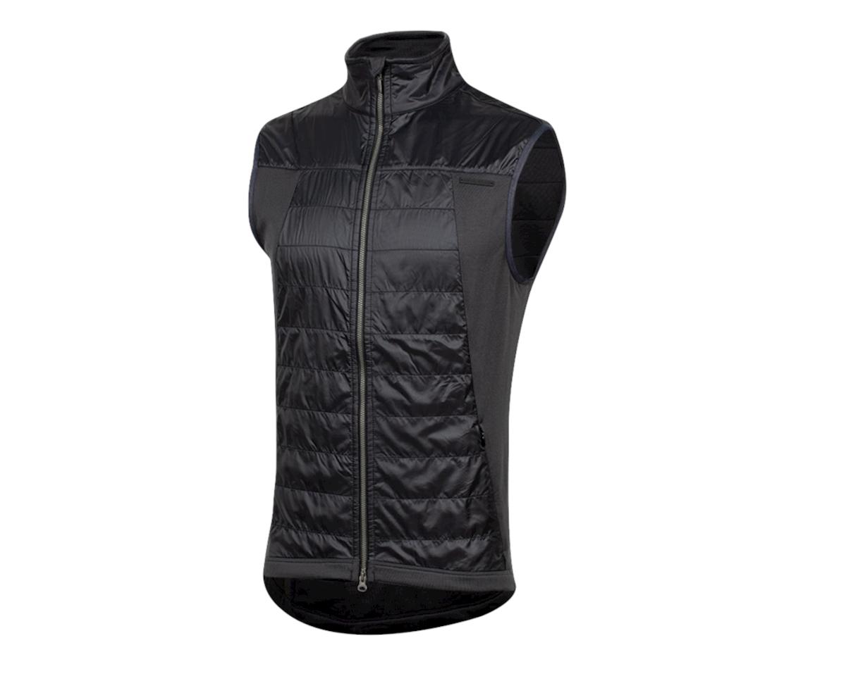 Pearl Izumi Blvd Merino Vest (Black/Phantom) (L)