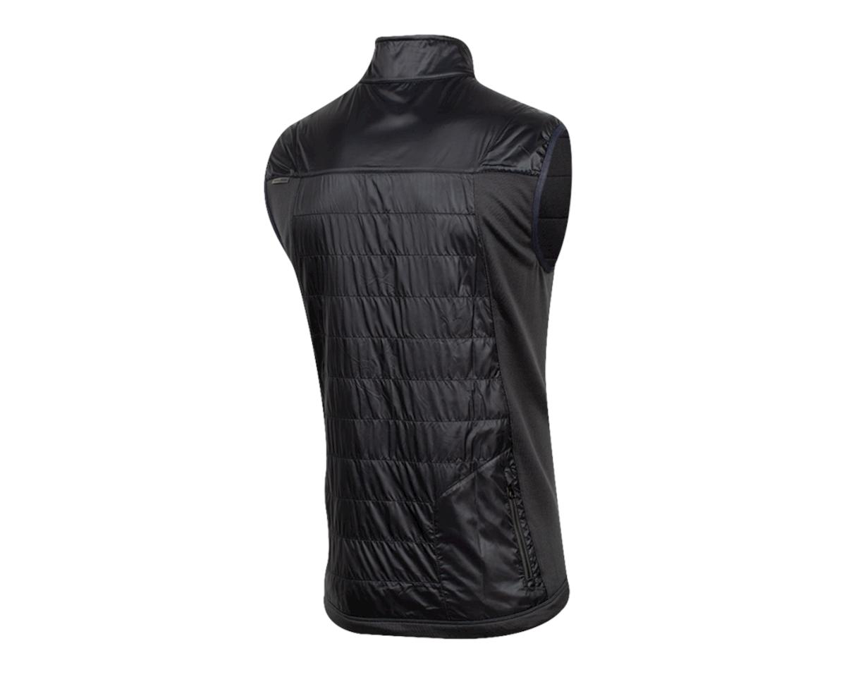 Image 2 for Pearl Izumi Blvd Merino Vest (Black/Phantom) (M)