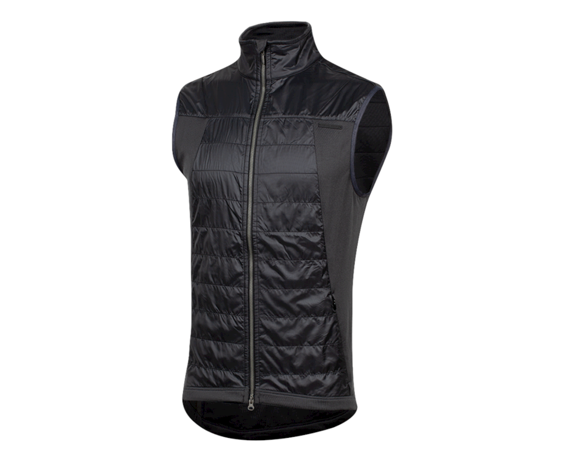 Pearl Izumi Blvd Merino Vest (Black/Phantom) (XL)