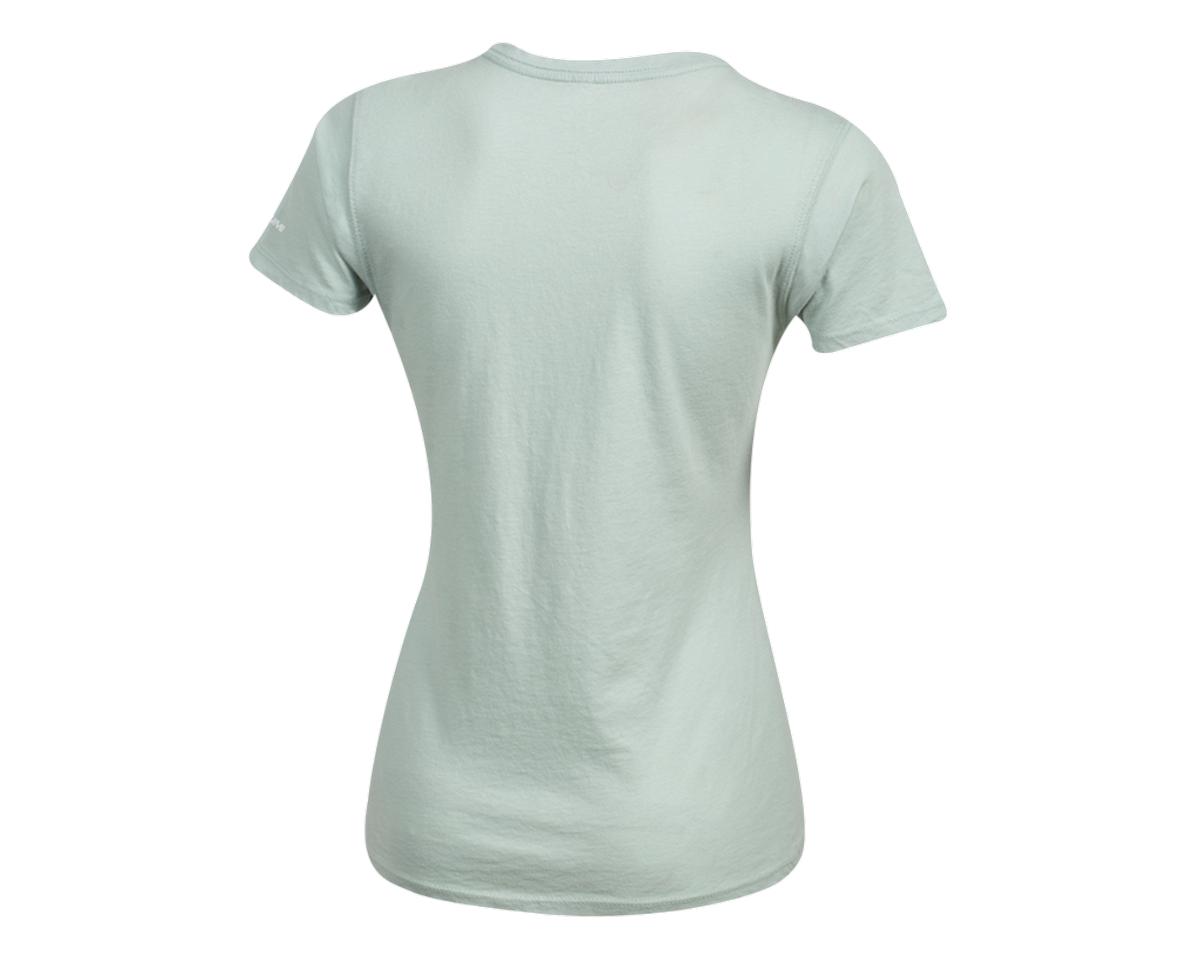 Image 2 for Pearl Izumi Women's Organic Cotton Crewneck T-Shirt (Wish Sky) (L)