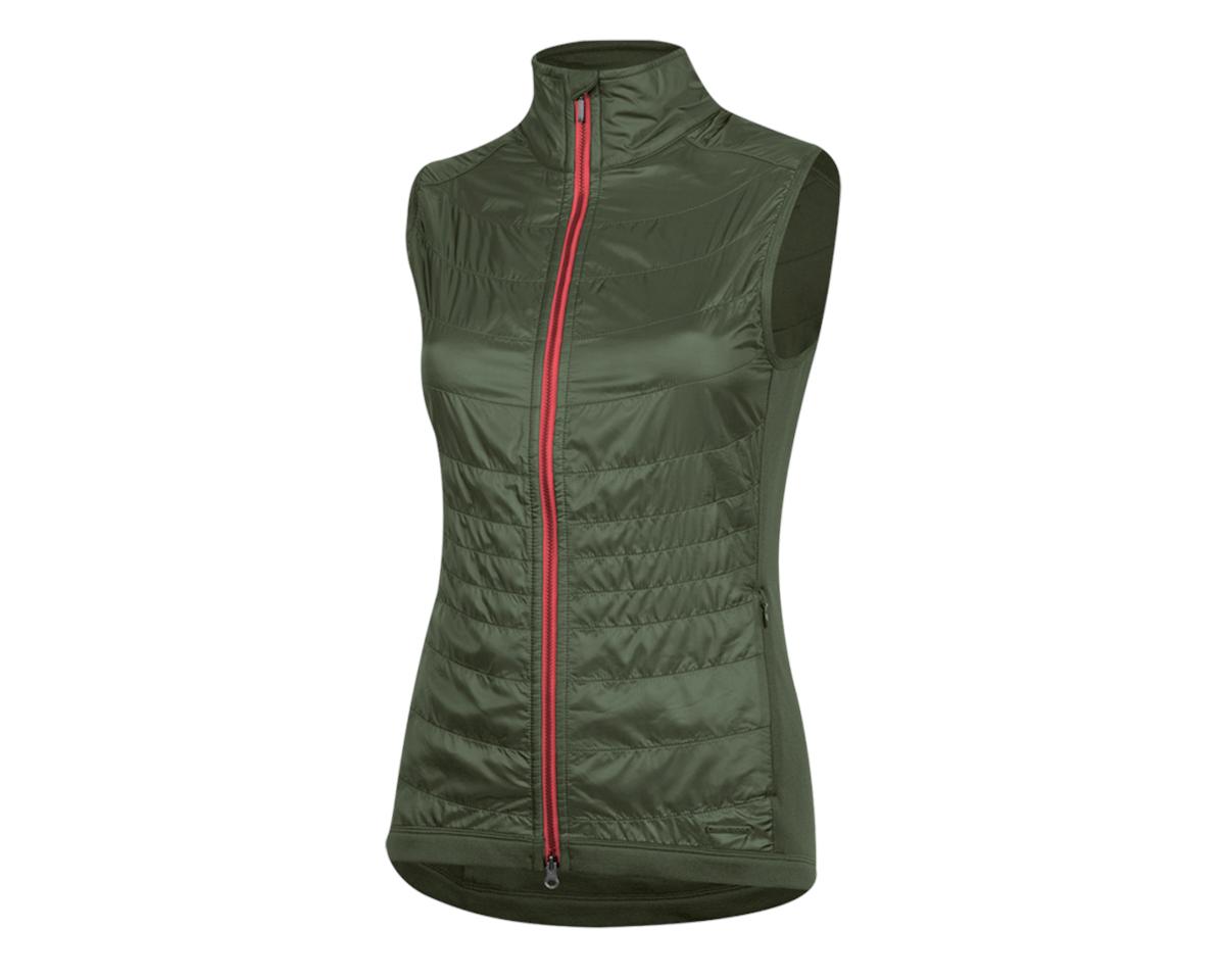 Pearl Izumi Women's Blvd Merino Vest (Forest) (L)