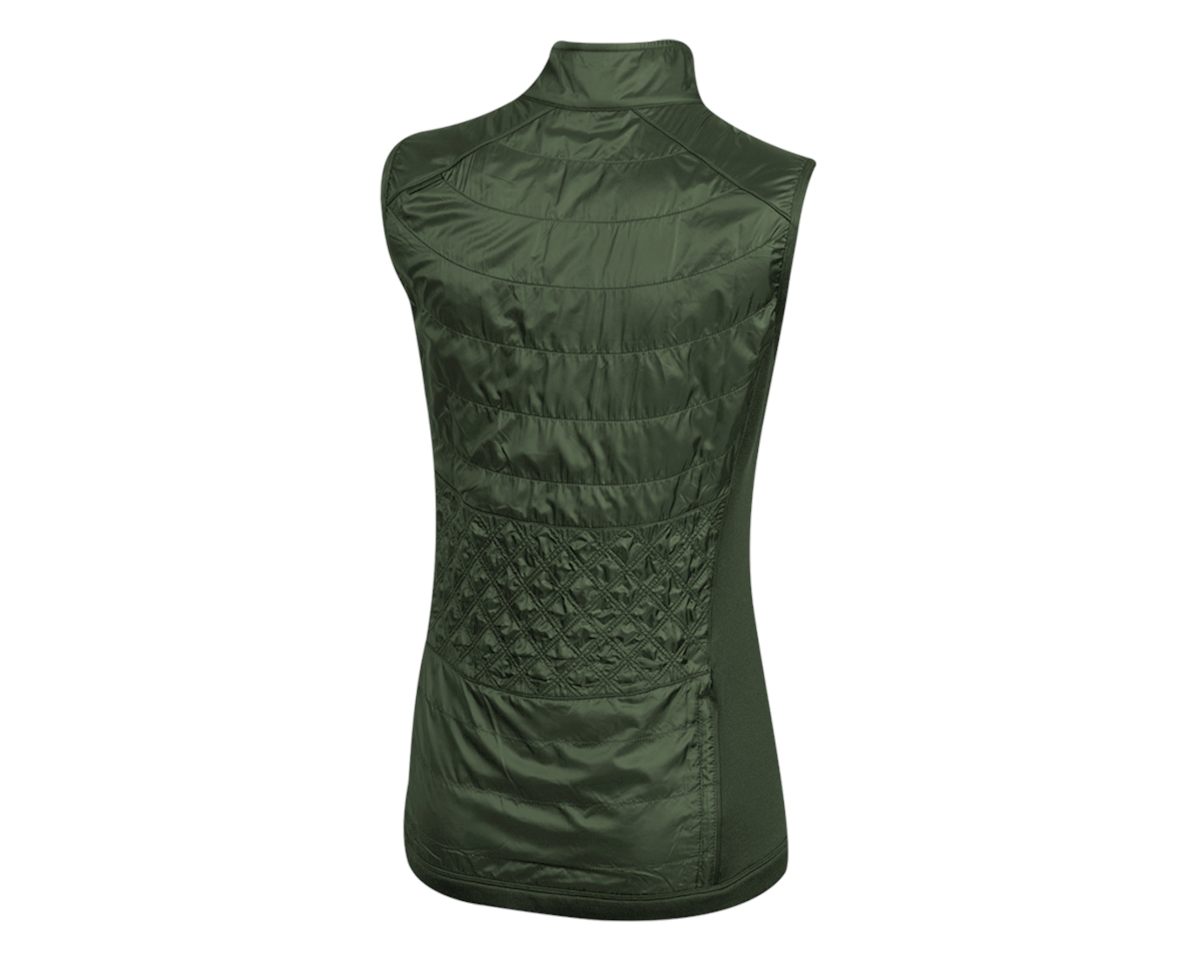 Pearl Izumi Women's Blvd Merino Vest (Forest) (S)