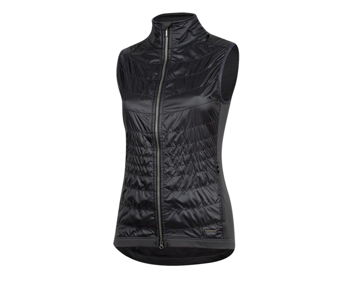 Pearl Izumi Women's Blvd Merino Vest (Black) (L)
